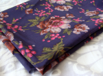 Silk chiffon, 1.5 m. Intended for a flowy blouse.