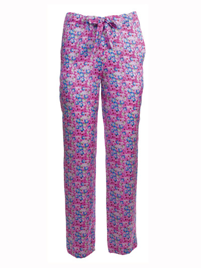 "I hope these are pyjama pants, because it is more than time for the ""floral pyjama pants as normal pants"" trend to go away!"